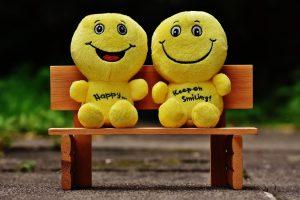 gelukkig zijn in een relatie